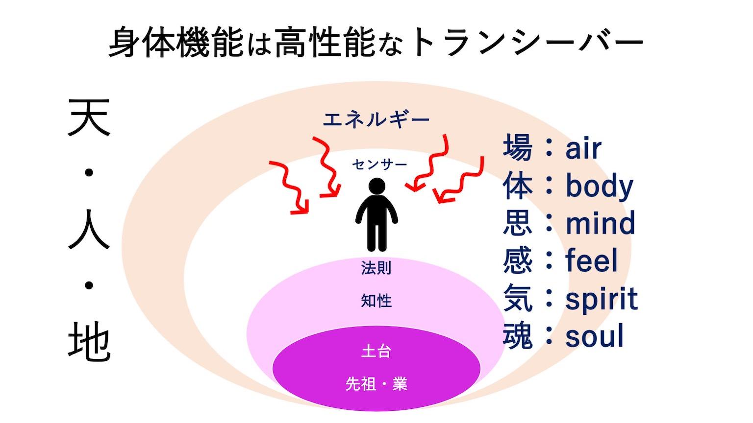 シンボル・ガイダンスマップセミナー案内_図3_身体機能は高性能なトランシーバー